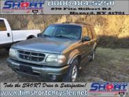2000 Ford Explorer Limited