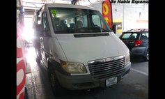 2003 Dodge Sprinter 2500 Super High Ceiling 140