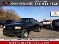 2001 Mazda B-Series Truck