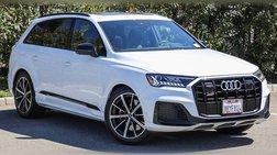 2020 Audi SQ7 4.0T quattro Prestige