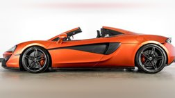 2018 McLaren 570S 570S