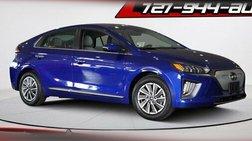 2020 Hyundai Ioniq Electric Limited