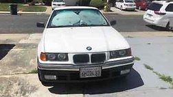 1992 BMW 3 Series 325i