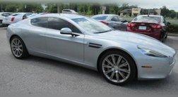 2012 Aston Martin Rapide Standard