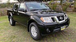 2020 Nissan Frontier SV