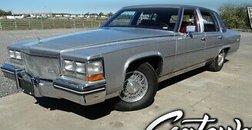 1984 Cadillac Fleetwood Brougham Base