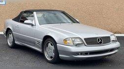 2001 Mercedes-Benz SL-Class SL 500