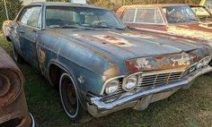 1965 Chevrolet Impala Hardtop
