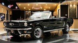 1965 Ford Mustang Convertible K-Code