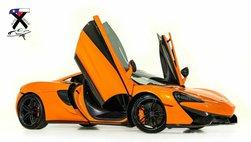 2016 McLaren 570S Base