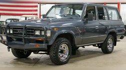 1990 Toyota Land Cruiser Base