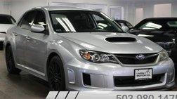 2012 Subaru Impreza WRX WRX