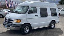 2001 Dodge Ram Van Conversion