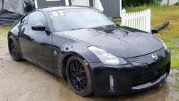 2003 Nissan 350Z 2dr Cpe Manual