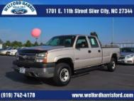 2005 Chevrolet Silverado 3500 Base