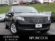 2017 Lincoln MKT Town Car Livery Fleet