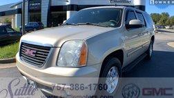 2012 GMC Yukon XL 1500 SLE