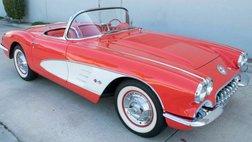 1958 Chevrolet Corvette CORVETTE