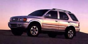 1999 Isuzu Rodeo LS