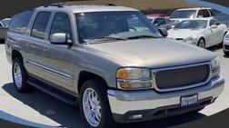 2002 GMC Yukon XL Commercial