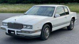 1988 Cadillac Eldorado Base