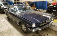 1966 Ford Mustang 1966 FORD MUSTANG /REBUILT  ENGINE 1800 MILES
