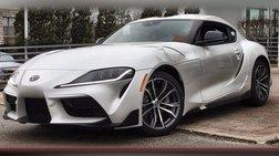 2021 Toyota GR Supra 2.0