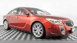 2014 Buick Regal GS