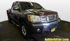 2004 Nissan Titan LE
