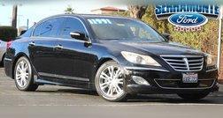 2012 Hyundai Genesis 4.6L V8