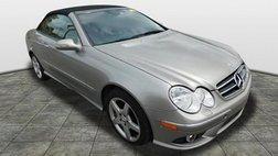 2006 Mercedes-Benz CLK-Class CLK 500
