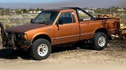 1984 Nissan Pickup DLX