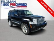 2012 Jeep Liberty Limited