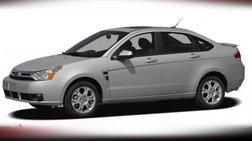 2008 Ford Focus SE