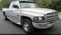 1998 Dodge Ram 2500 Quad Cab 8-ft. Bed 2WD
