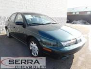 1997 Saturn S-Series SL2