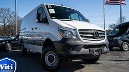 2016 Mercedes-Benz Sprinter Cargo 2500