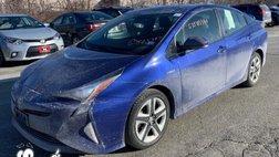 2016 Toyota Prius Three Touring