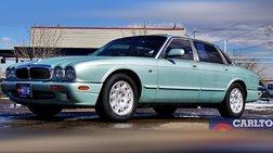 2001 Jaguar XJ-Series XJ8