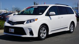 2018 Toyota Sienna LE Automatic Access Seat FWD 7-Passenger