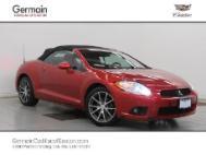 2011 Mitsubishi Eclipse Spyder GT