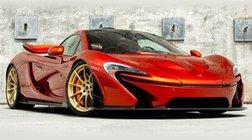 2015 McLaren P1 Base