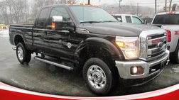 2013 Ford F-350 Lariat SuperCab 4WD