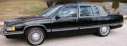 1991 Cadillac Fleetwood Base