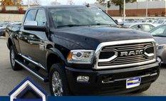 2016 Ram Ram Pickup 3500 Laramie Limited