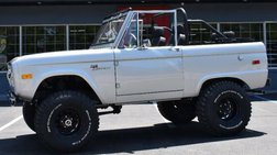 1973 Ford Bronco Sport