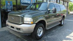 2003 Ford Excursion Eddie Bauer