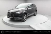 2012 Audi Q7 3.0T quattro Premium Plus