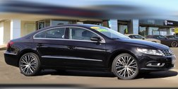 2015 Volkswagen CC VR6 4Motion Executive