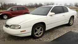1999 Chevrolet Monte Carlo LS